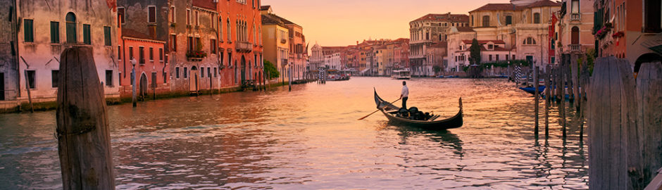 سائق عربي في البندقية - سائق عربيفي إيطاليا