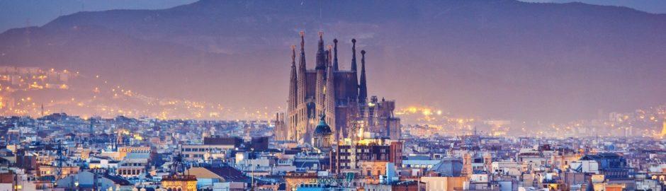 سائق عربي في برشلونة